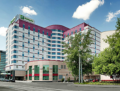 Holiday Inn Lesnaya Moscow ****
