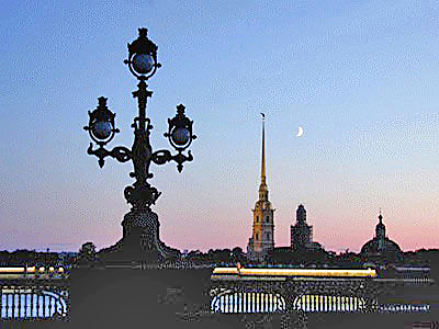 White Nights, St. Petersburg Russia