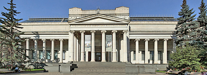 Moscow: Pushkin State Museum of Fine Arts