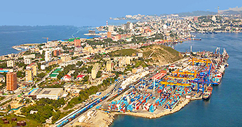 Vladivostok Sea port received the status of the Free Port of Russia