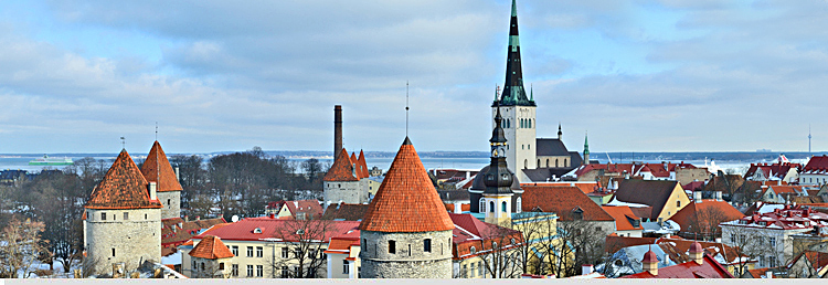 Trips to the Baltic states: Lithuania, Latvia and Estonia
