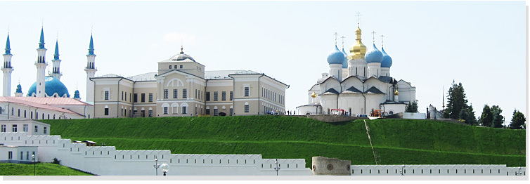 Kazan Kremlin, UNESCO-listed World Heritage Site
