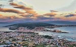 Panorama of Trogir