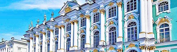 State Hermitage Museum, St. Petersburg Russia