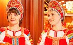 2018 Russia Luxury River Cruise Bread-&-Salt Welcome Ceremony
