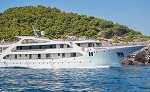 Explore Croatia's Coastal Beauty aboard Deluxe MS Prestige