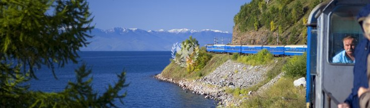 Luxury rail journey along world's longest Trans-Siberian railroad