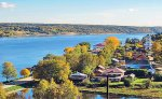 A charming town of Plyos is one of the gems in the string of Golden Ring of Russian towns, along Grand Volga River Cruise