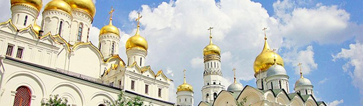 Moscow Kremlin, and its astounding Cathedrals