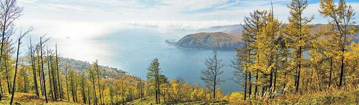 Lake Baikal, Siberia, is the deepest and the oldest lake on Earth. It is also the biggest fresh water reservoir in the world. Lake Baikal is on the UNESCO World Heritage List